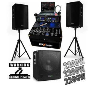 PACK SONO SONO TOTALE  DOUBLE CD + MIXAGE + CUBE1512 + MEUBL