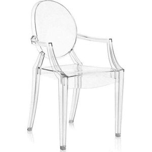 Chaise kartell achat vente chaise kartell pas cher cdiscount - Chaise louis ghost pas cher ...