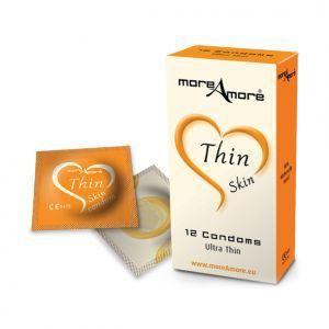 PRÉSERVATIF Préservatifs More Amore Thin Skin (12)