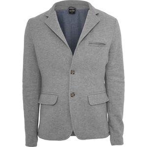 VESTE Urban Classics - SWEAT Blazer gris - S