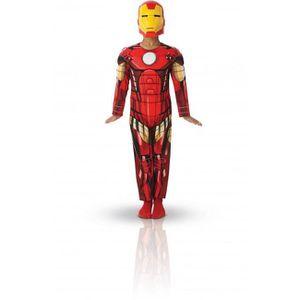 DÉGUISEMENT - PANOPLIE AVENGERS Déguisement Luxe Iron Man - Taille M