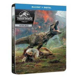 BLU-RAY FILM Jurassic World Fallen Kingdom Bluray