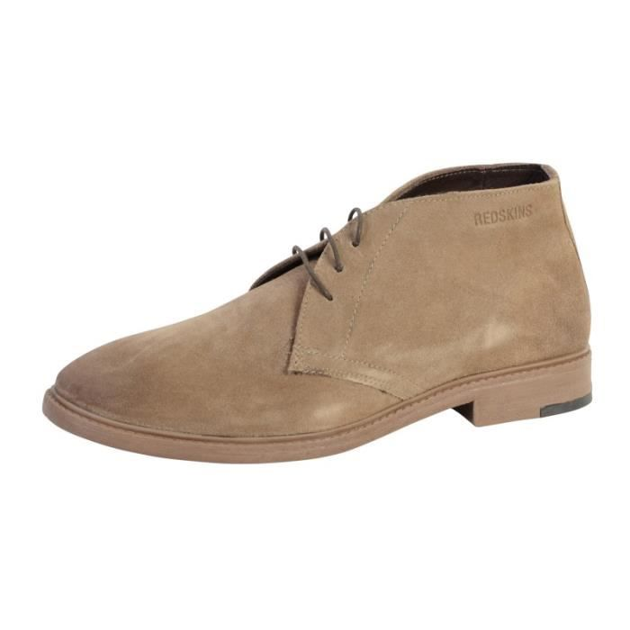 Chaussure Redskins Samy IS4011B-119 Taupe
