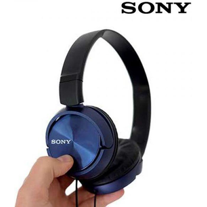 Sony Casque Arceau Bleu Casque écouteurs Avis Et Prix Pas