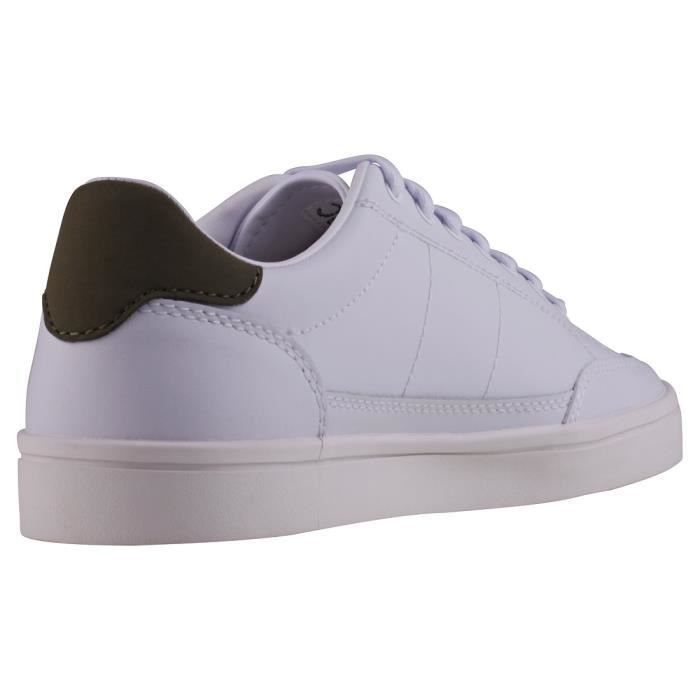 8 Fred Baskets Hommes Blanc UK Deuce Perry 6PSfSXxwq
