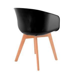 fauteuil en polycarbonate achat vente fauteuil en polycarbonate pas cher cdiscount. Black Bedroom Furniture Sets. Home Design Ideas
