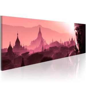 TABLEAU - TOILE Tableau  |   Rose of the Orient | 150x50 | XL |  A