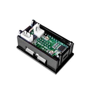 MULTIMÈTRE DC100V 10A voltmètre numérique ampèremètre double