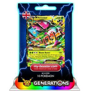 Booster carte pokemon mega ex achat vente jeux et - Mega florizarre ...