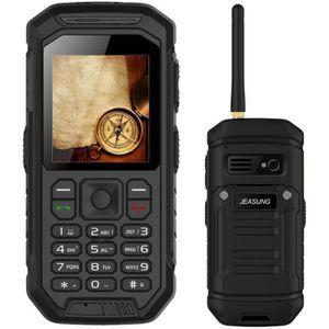SMARTPHONE X6 Téléphone portable Étanche Walkie Talkie 2500 m