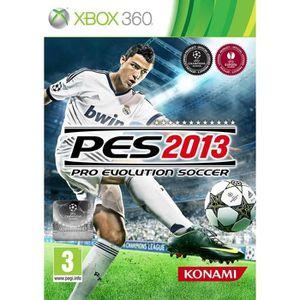 JEU XBOX 360 PES 2013 X360 UK
