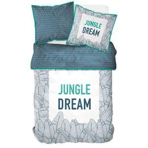 PARURE DE DRAP TODAY TROPIK SUMMER Parure de lit Jungle Dream 100
