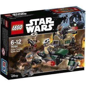 ASSEMBLAGE CONSTRUCTION LEGO® Star Wars 75164 Pack de Combat des Soldats d