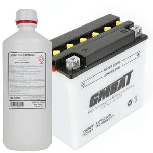 PIÈCE OUTIL DE JARDIN Batterie tondeuse. CB18L-A + acide - Produit neuf