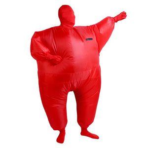 DÉGUISEMENT - PANOPLIE Costume de déguisement gonflable rouge pour Carnav