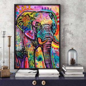 TABLEAU - TOILE Tableau Déco - Toile HD Imprimer Peinture à l'huil