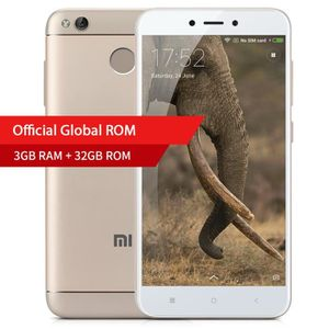 SMARTPHONE 4G XIAOMI Redmi 4X Smartphone 5.0 Pouces Téléphone