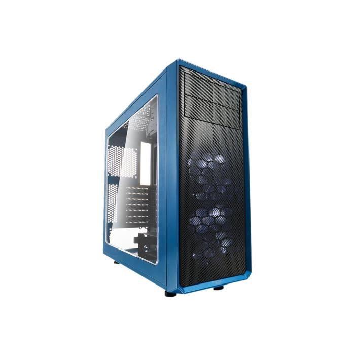 FRACTAL DESIGN Boitier PC Focus G - Blue Window