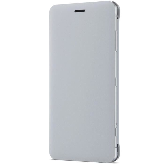 Sony Style Cover Stand XZ2 Compact Silver