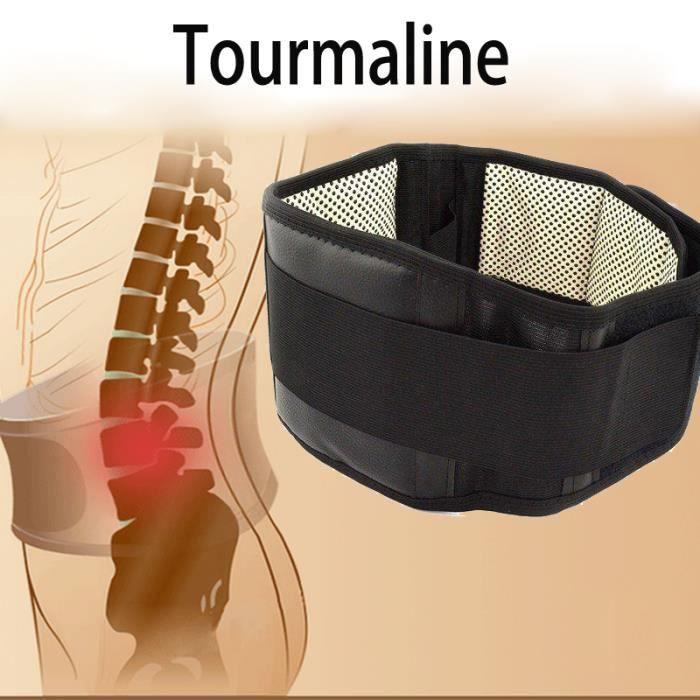 Ceinture dorsale ajustable - réglable ceinture de soutien lombaire pour les  douleurs de dos Prix de l offre Prix de l offre. 2a49eb94455