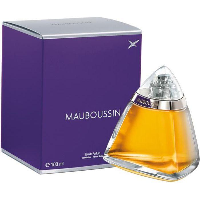 Parfum Achat Mauboussin Femme 100ml Femmes Eau L'original De Pour odWQrCxBe