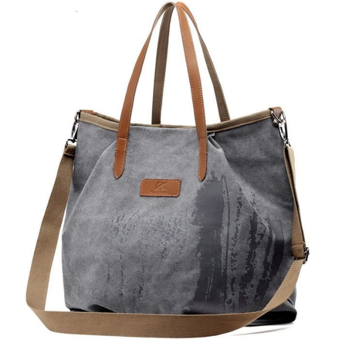 sac à main 2017 Nouveau dames en toile Vintage Designer Marque Femmes Crossbodys Sacs pour femmes épaule Sacs Femme Sac fourr-1295