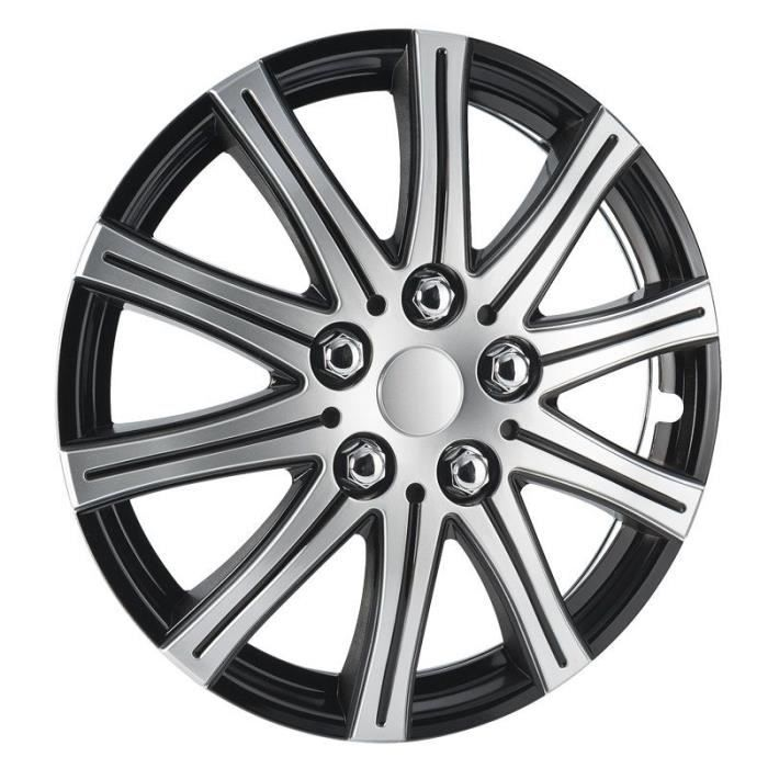Enjoliveur pour roue de voiture 14 pouces pluton achat for Accessoire voiture interieur