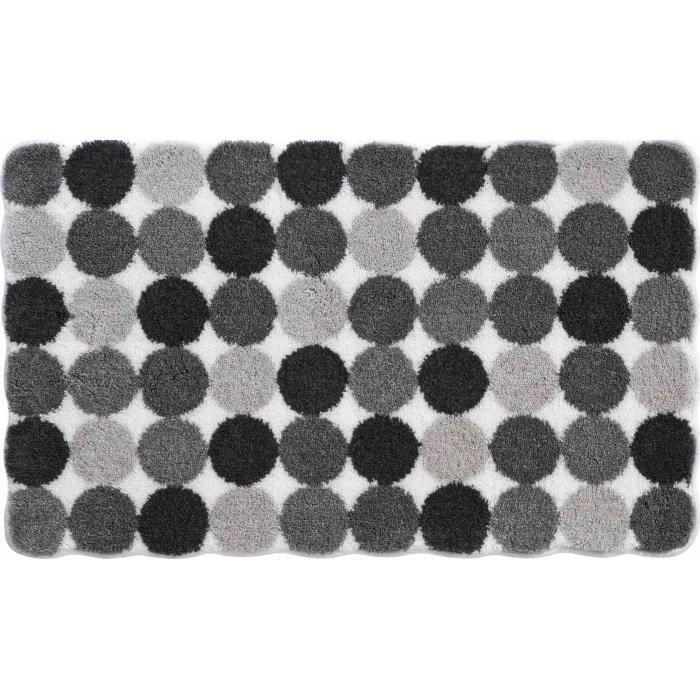 ehrf rchtige tapis de bain noir et blanc l 39 id e d 39 un tapis de bain. Black Bedroom Furniture Sets. Home Design Ideas