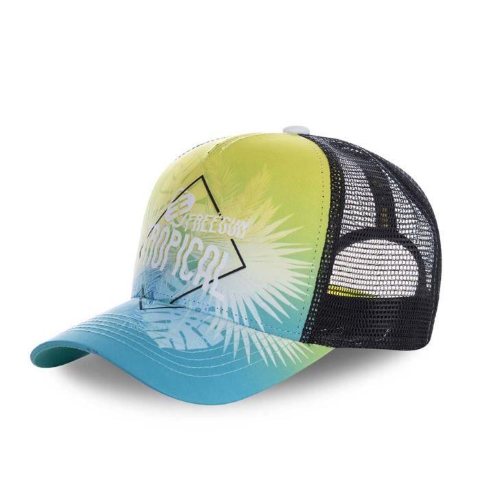 style à la mode se connecter prix officiel Freegun Casquette Baseball Enfant Tropical