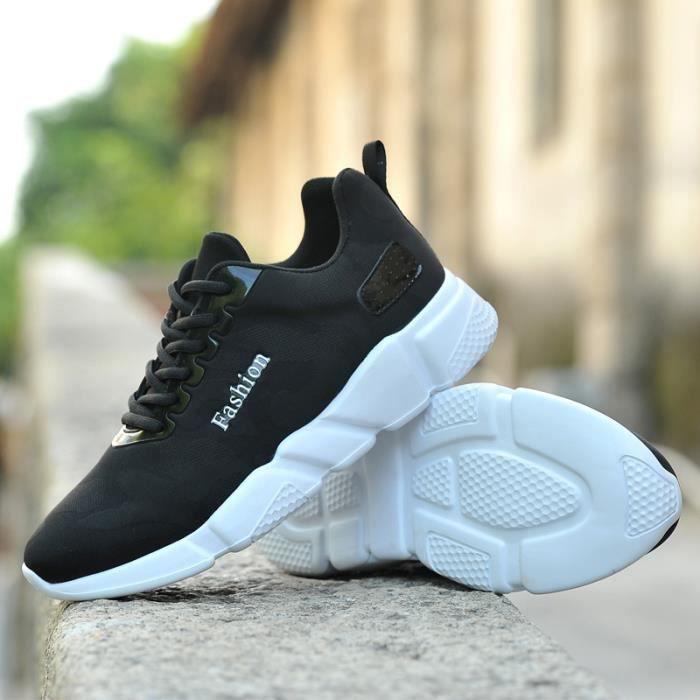 chaussure de Homme Running sport Respirante Chaussures Basket 2017 fPRnBgfz