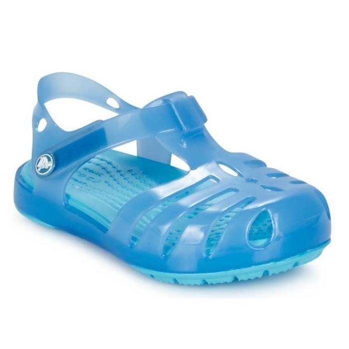 Crocs Sandales Garçon Plage Bleu à Scratch (28-29 - bleu)