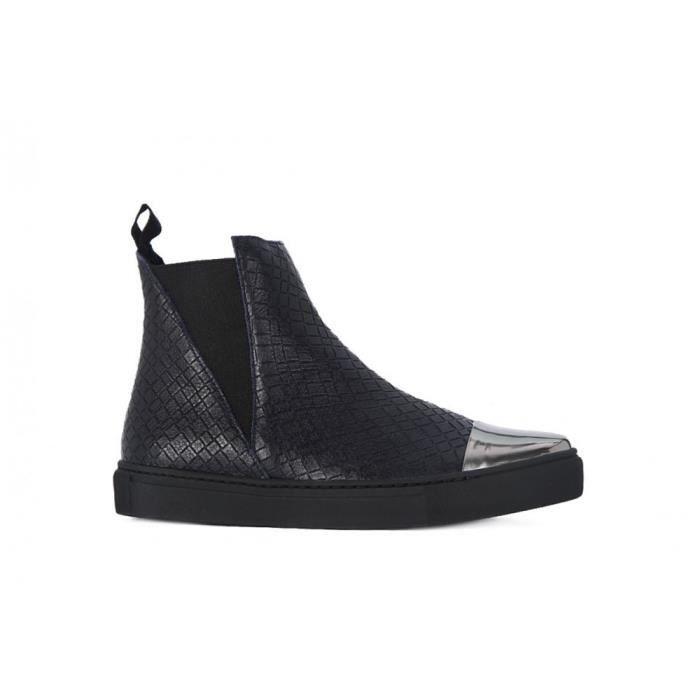 Chaussures Frau Caverd Blu
