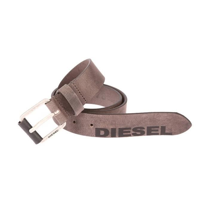 b979ed93d8ca Diesel - accessoires de mode Marron Marron - Achat   Vente ceinture ...