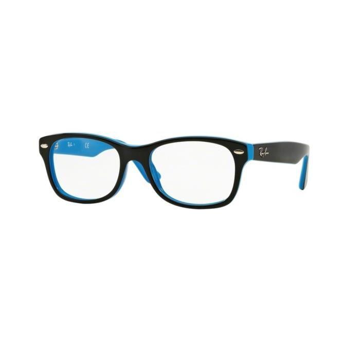 Lunettes de vue Ray-Ban RY1528 3659 Bleue 46 x 34,7 - Achat   Vente ... 3fcc877bcc84