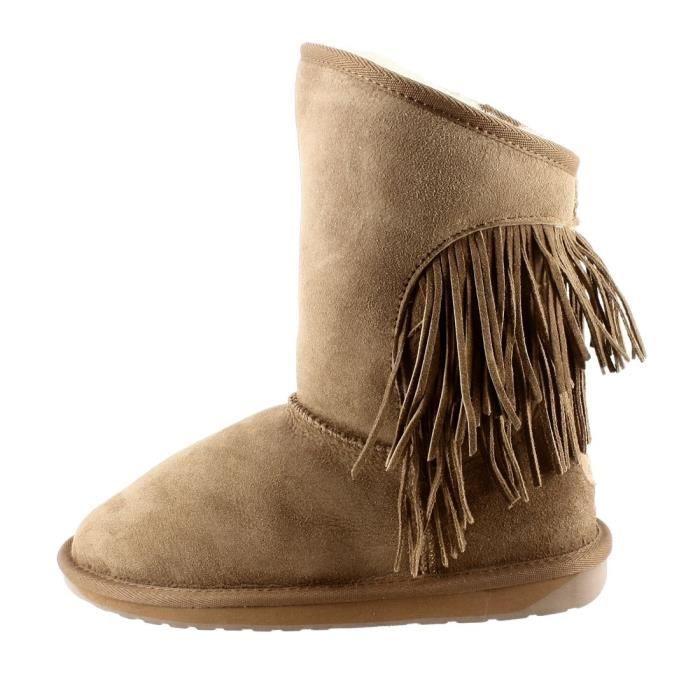 bottines / low boots woodstock femme emu woodstock