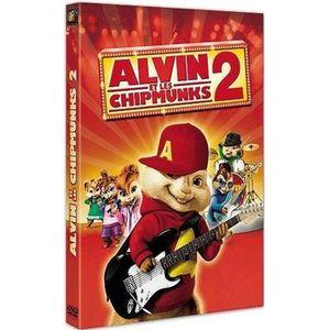 DVD FILM DVD Alvin et les Chipmunks 2