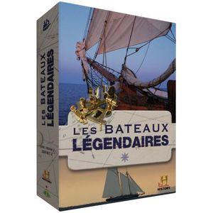 DVD DOCUMENTAIRE DVD Les bateaux légendaires