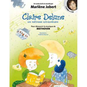 Livre 3-6 ANS Claire Delune
