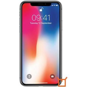 TABLETTE TACTILE iPhone X 64GB Gris