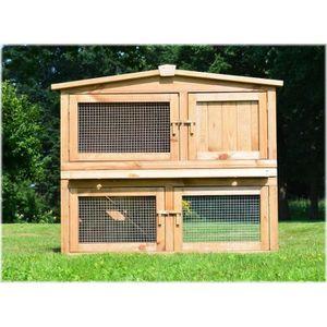 CAGE Zooprimus abris cages pour petits animaux grande c