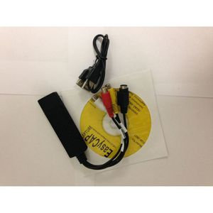 ADAPTATEUR ACQUISITION CABLING® Easycap - Système de capture vidéo et …