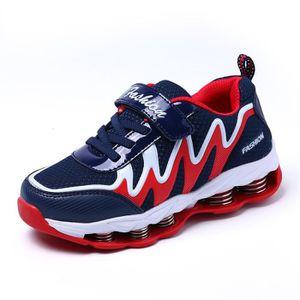Chaussures Ressort Enfant Garçon Avec Sport Course Antidérapant z6qdPwpzx