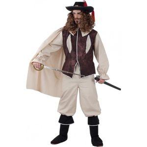 DÉGUISEMENT - PANOPLIE Déguisement Homme Mousquetaire d'Artagnan