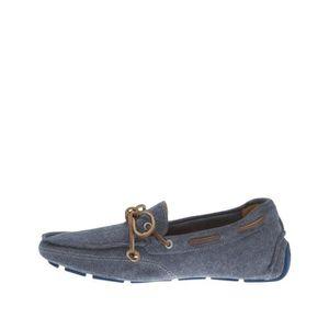 MOCASSIN Sebago Loafers Bleu Homme B810080