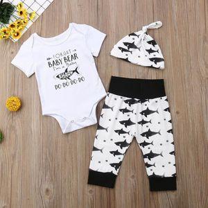 f40e36ffb2b2d Ensemble de vêtements Garçon:Lettre Tout-petit enfant de bébé Cartoon ...