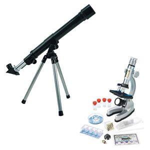 MICROSCOPE OPTIQUE Télescope et microscope