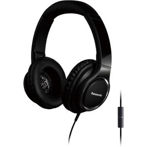 CASQUE - ÉCOUTEURS PANASONIC RPHD6MEK - Casque audio - Haute Résoluti