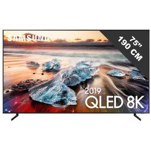 Téléviseur LED TV LED plus de 52 pouces SAMSUNG - QE 75 Q 950 R •