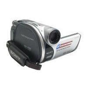 CAMÉSCOPE NUMÉRIQUE Sony DCR-DVD105E Caméscope