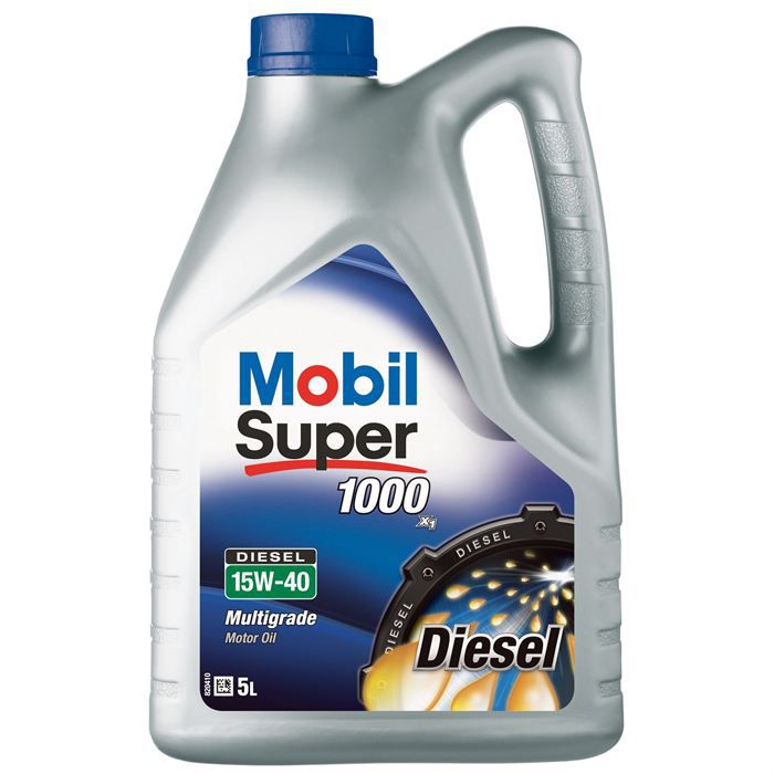 Mobil S1000 15W40 Diesel 5L